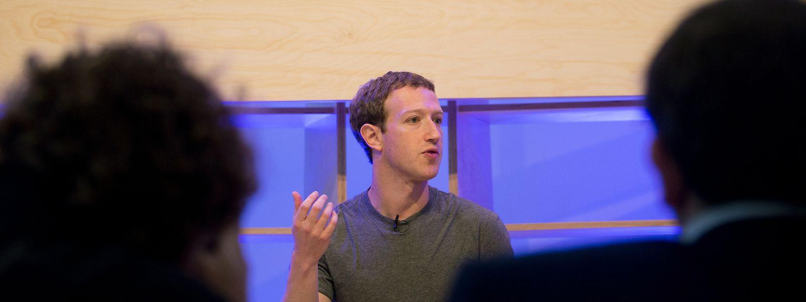 Facebook-Boss Mark Zuckerberg hat schlechte Nachrichten für seine Aktionäre.