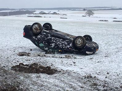 Zwischen Larochette und Christnach hat am Freitagmorgen ein Autofahrer die Kontrolle über sein Fahrzeug verloren. Eine Person wurde leicht verletzt.