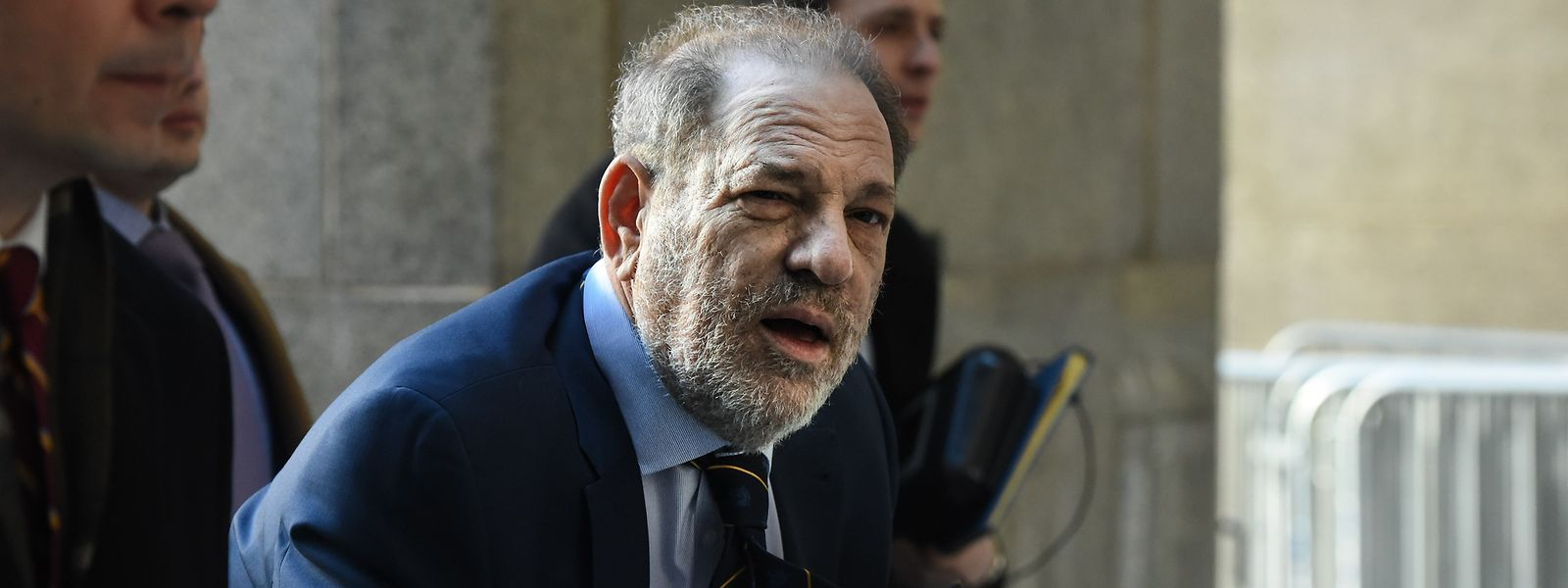 Die Richter haben das Strafmaß für Harvey Weinstein verkündet: 23 Jahre Haft.