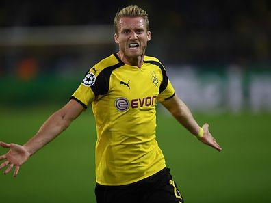 André Schürrle traf spät für Dortmund.