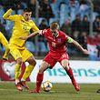 Laurent Jans (Luxemburg - 18) / Fussball Europameisterschaft 2020 Qualifikation, 2. Spieltag / 25.03.2019 / Luxemburg - Ukraine / Stade Josy Barthel / Foto: Yann Hellers