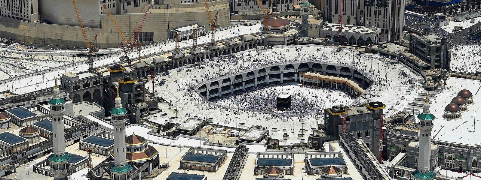 Les chambres des hôtels avec vue sur la Kaaba sont déjà complètes pour le pèlerinage de La Mecque en 2020.