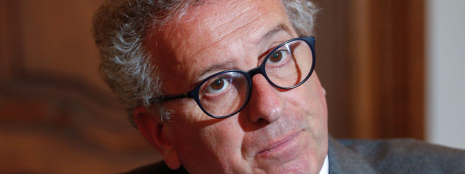 Pierre Gramegna ist kein Fan des neuen Kommissionsvorschlags