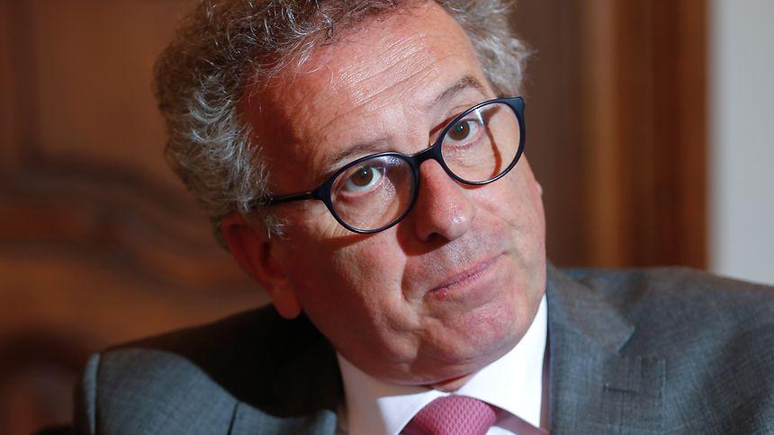 "Pierre Gramegna hält sich im Dossier ""Transparenzregister"" bedeckt."