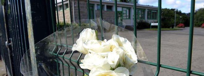 Auf diesem Schulhof war es am Freitag zu der brutalen Prügelei gekommen.