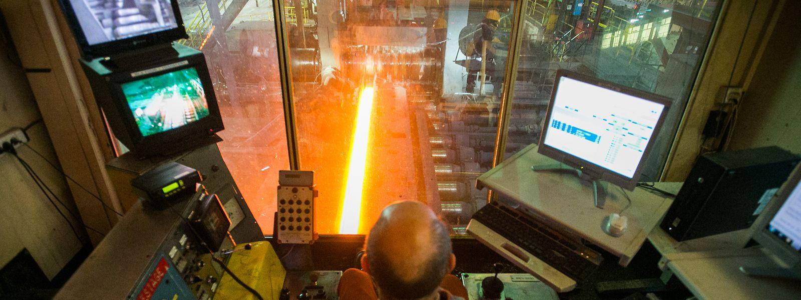 Avec une perte nette de 404 millions d'euros au deuxième trimestre, ArcelorMittal subit les effets de la surcapacité au niveau mondial.