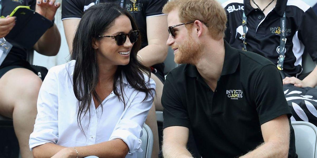 Le prince Harry et l'actrice américaine Meghan Markle se sont fiancés.