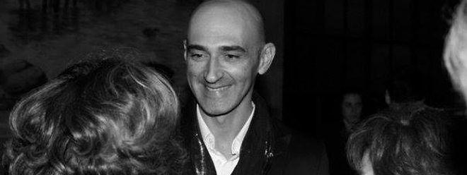 O 'designer' português Miguel Vieira.