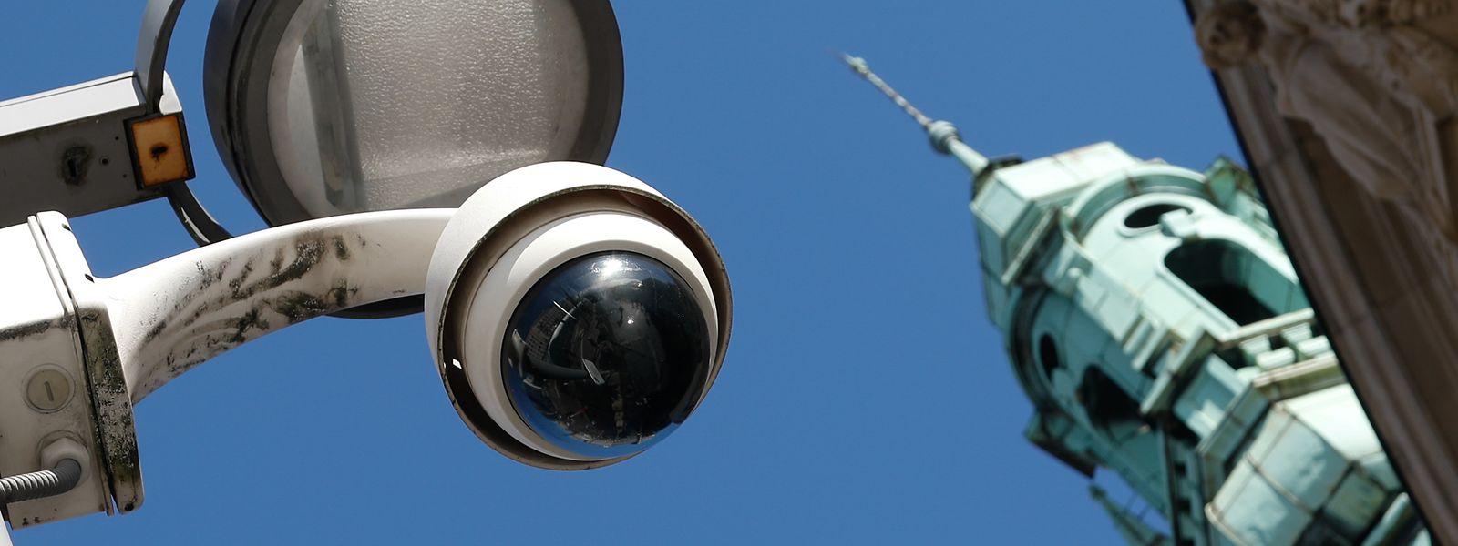 Luxembourg-ville compte près de 98 spots de prises de vue pour aider la police dans son travail quotidien. Mais l'emploi du service est largement perfectible.