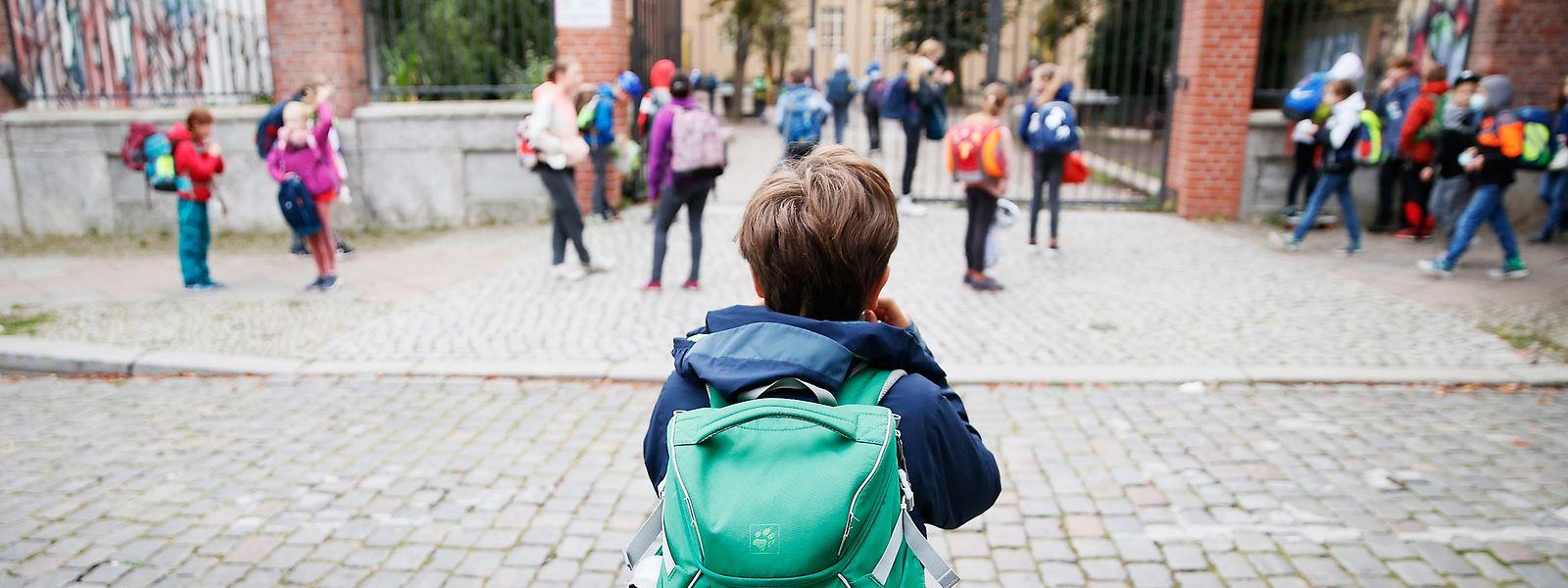 Depuis le 15 septembre, les jeunes du fondamental sont invités à se dépister deux fois par semaine en classe.