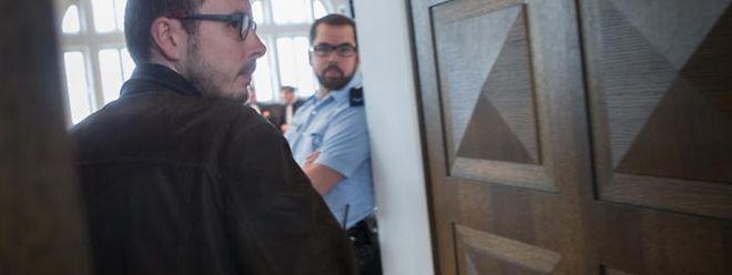 Pour Antoine Deltour, le prononcé marque le point final d'un long combat judiciaire.