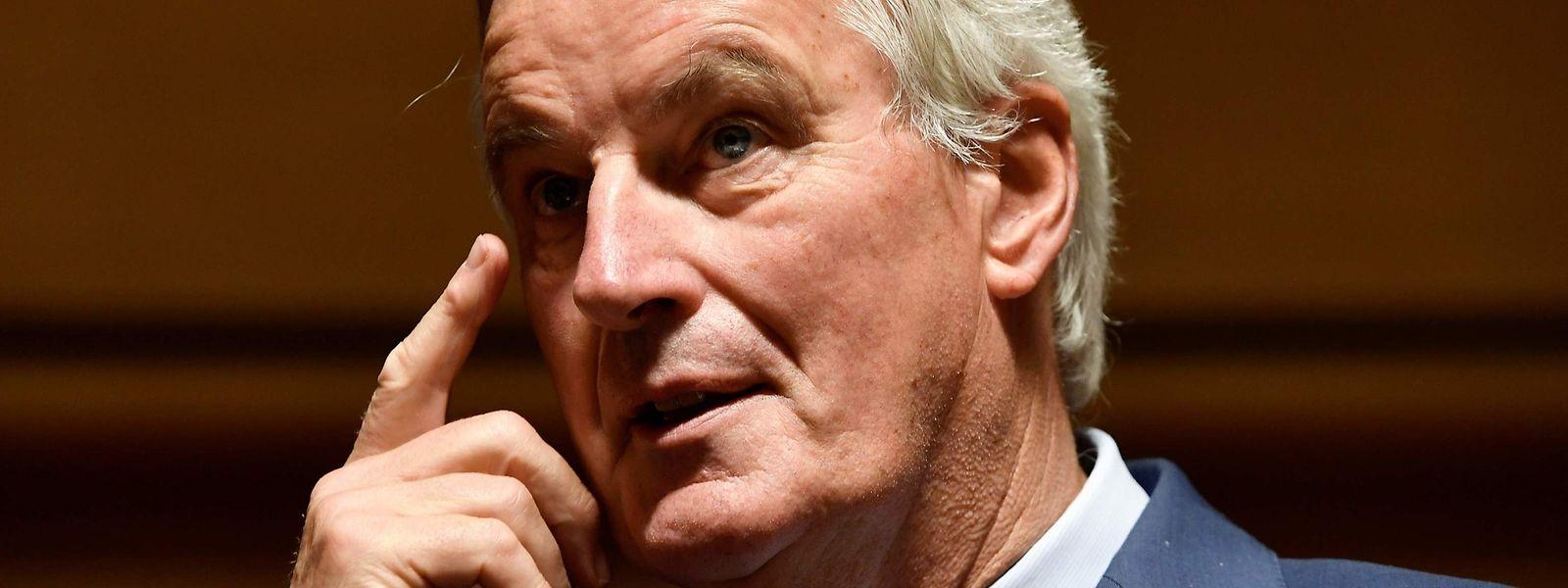 Michel Barnier informera ce mardi les ministres des Affaires européennes des avancées des négociations.