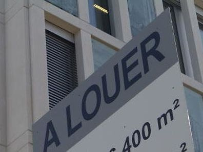 02.09.2010 - � louer / bureau / immobilier - Foto: Daniel Clarens