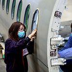 Covid-19. Boeing e Airbus investigam formas de evitar contágio em cabinas