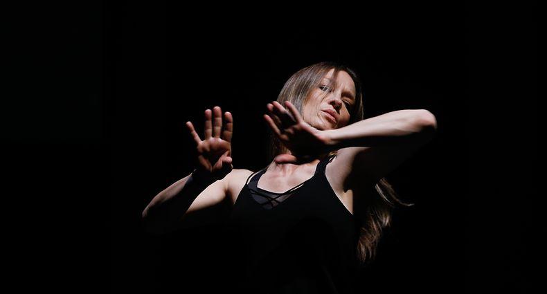 Kultur, Camille KERGER, pièce multimédia, Foto: Luxemburger Wort/Anouk Antony