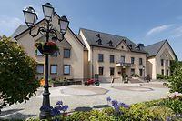 Lokales,Gemeindehaus,Mairie de Hesperange.Foto: Gerry Huberty/Luxemburger Wort