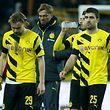 Der erhoffte Befreiungsschlag für Dortmund blieb aus.