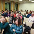 Une soirée de solidarité avec les inculpés du procès Luxleaks s'est déroulée dimanche soir à l'auberge de jeunesse de Luxembourg.