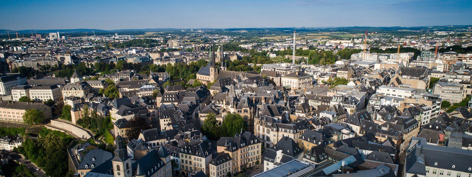 Die Stadt Luxemburg hat ihren neuen PAG nach zehn Jahren Arbeit im April 2017 genehmigt.