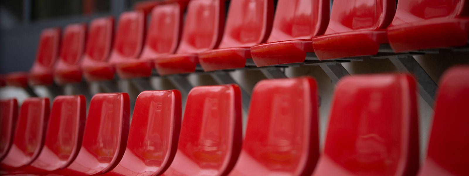 Bald werden die Sitze in den Fußballstadien wieder leer bleiben.