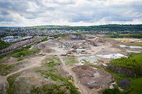 Industriebrachen Süden - Crassier Terres Rouges - Foto: Pierre Matgé/Luxemburger Wort