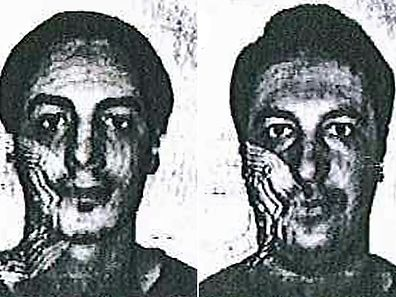 Two men sought by the Belgian police as part of the investigation into the November 13 Paris attacks.