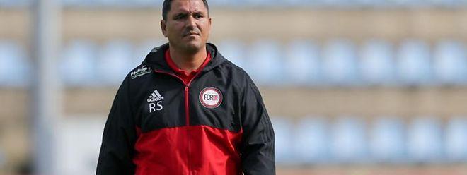 Seraphin Ribeiro: «On doit leur rentrer dedans».