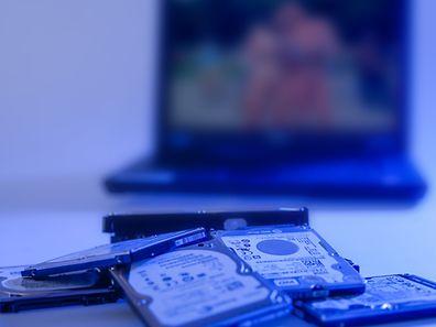 Datenschutz bei Computerreparaturen. Photo: Chris Karaba