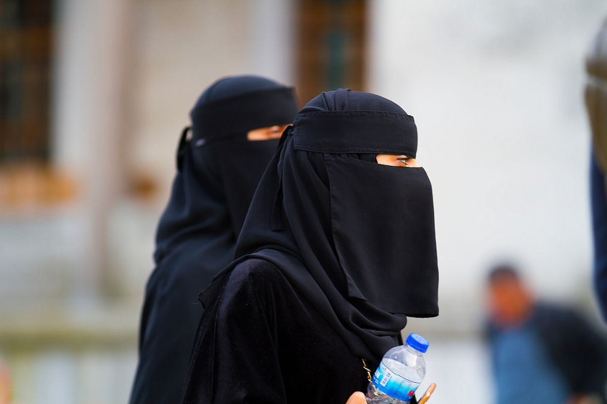 Government votes in favour of law that bans concealing one's face in certain public places Photo: Shutterstock