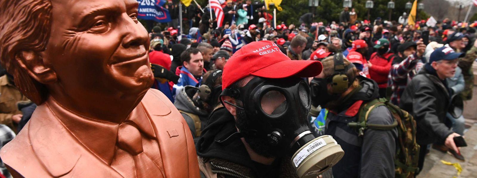 D'autres mouvements de foule sont-ils à craindre avant la passation de pouvoir du 20 janvier? Natalie Bachiri craint que oui.