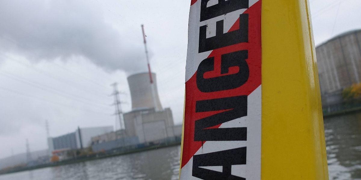 Gefahrenherd Tihange - auch für Luxemburger Gemeinden.