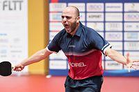 Der Düdelinger Neuzugang Fabio Santomauro hatte am Sonntag maßgeblichen Einfluss am Pokalsieg gegen Howald.