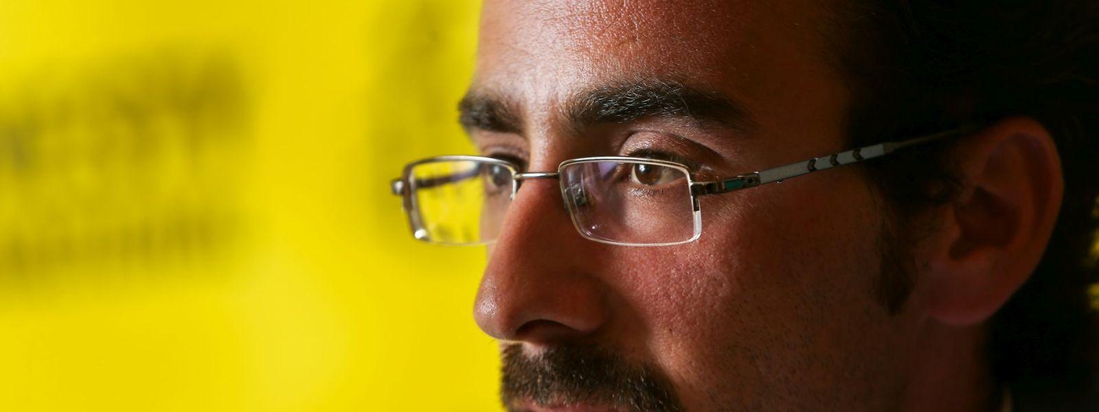 Riad Taha est arrivé au Luxembourg il y a deux ans. Il s'apprête déjà à monter son entreprise.