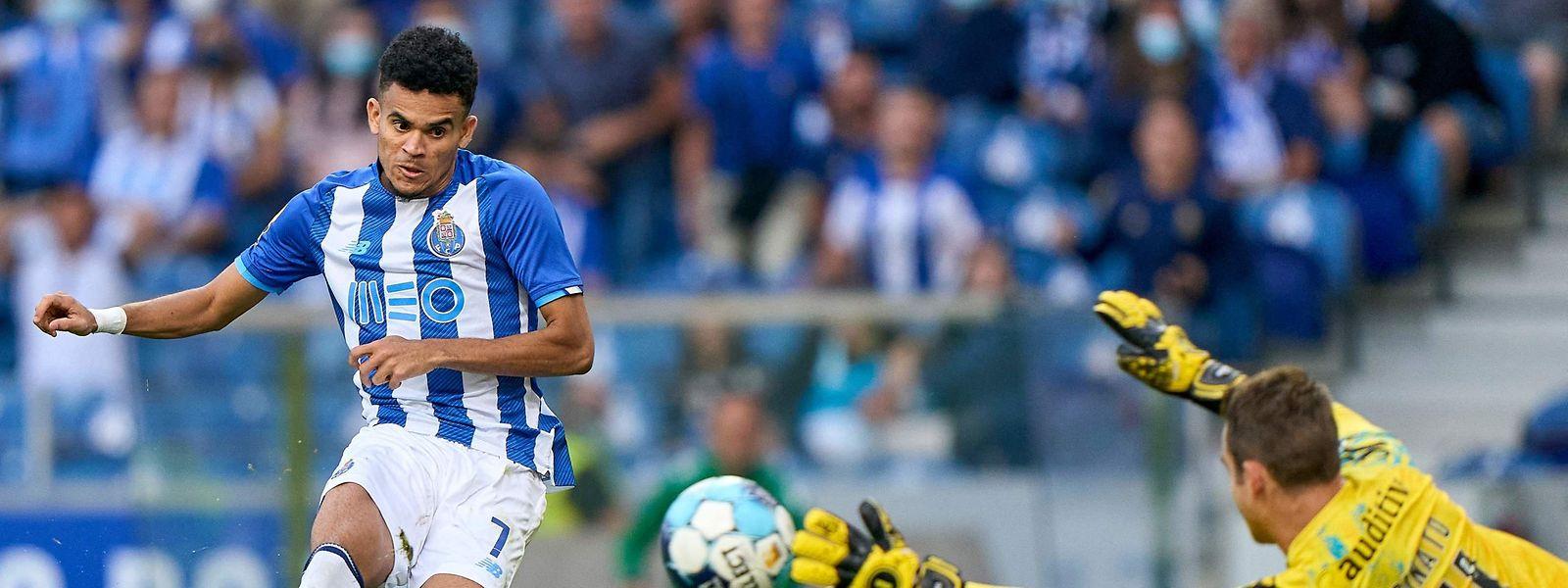 Luis Diaz do FC Porto
