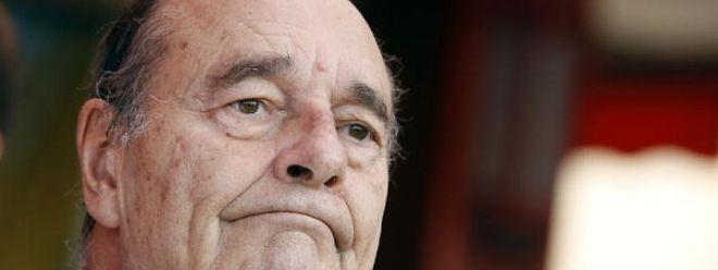 Jacques Chirac wurde am Donnerstag im Prozess um Scheinarbeitsverhältnisse schuldig gesprochen.