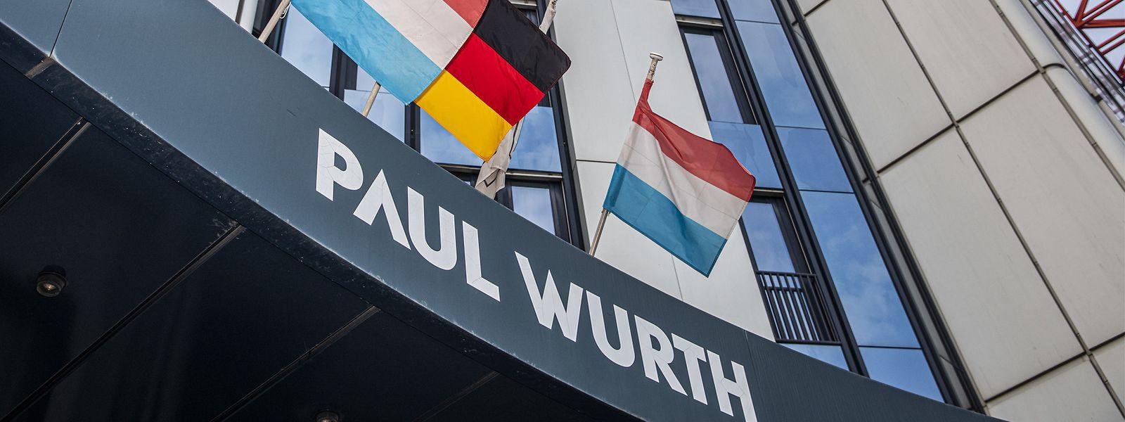 Der Standort Luxemburg soll globales Innovationszentrum für Metallurgie und Wasserstofftechnologie innerhalb der SMS Group werden.