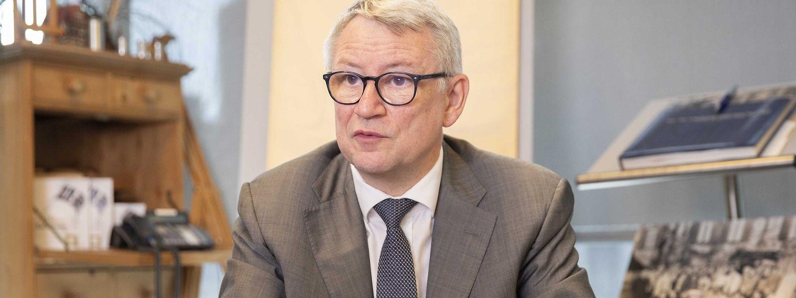 François Koepp hat am 1. Dezember 2012 den Generalsekretär-Posten übernommen.