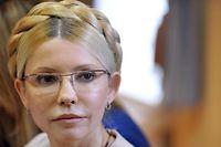 Julia Timoschenko gießt in einem Telefonat Öl ins Feuer.