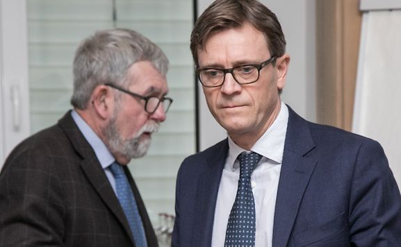 La direction des CFL est apparue très affectée face à la presse ce jeudi matin à Luxembourg