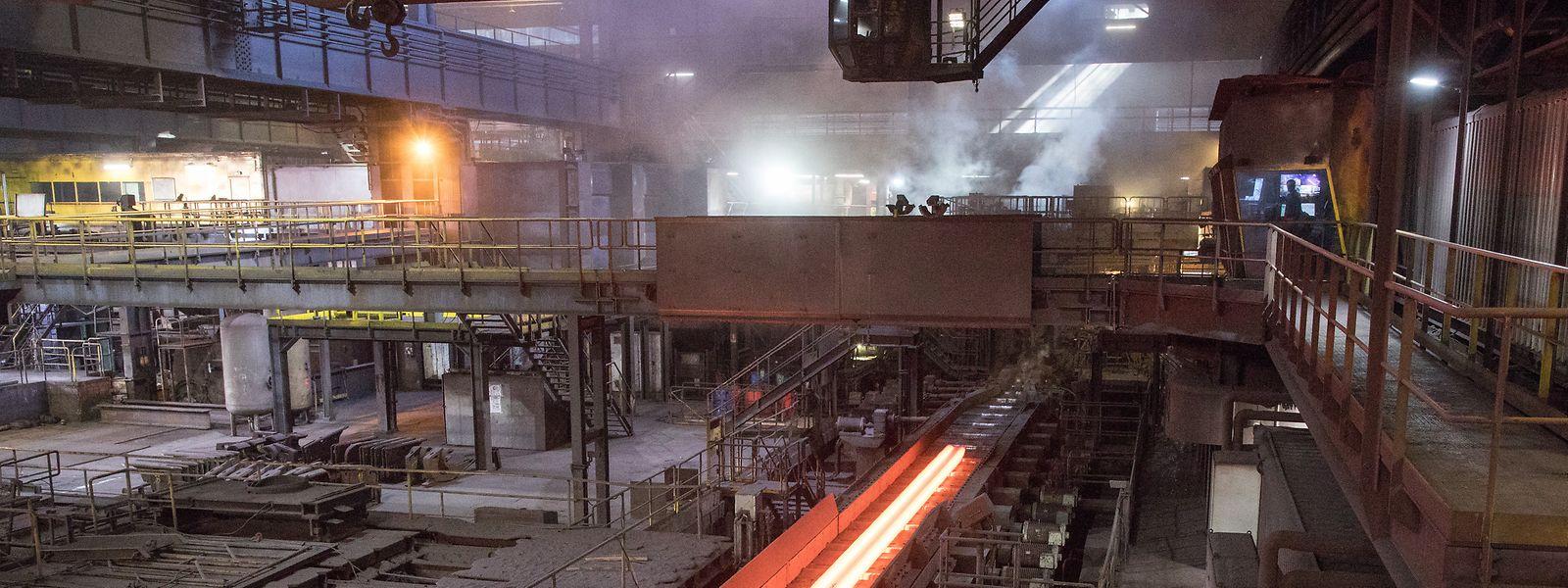 Le site d'ArcelorMittal de Differdange pourrait être touché par cette mesure.
