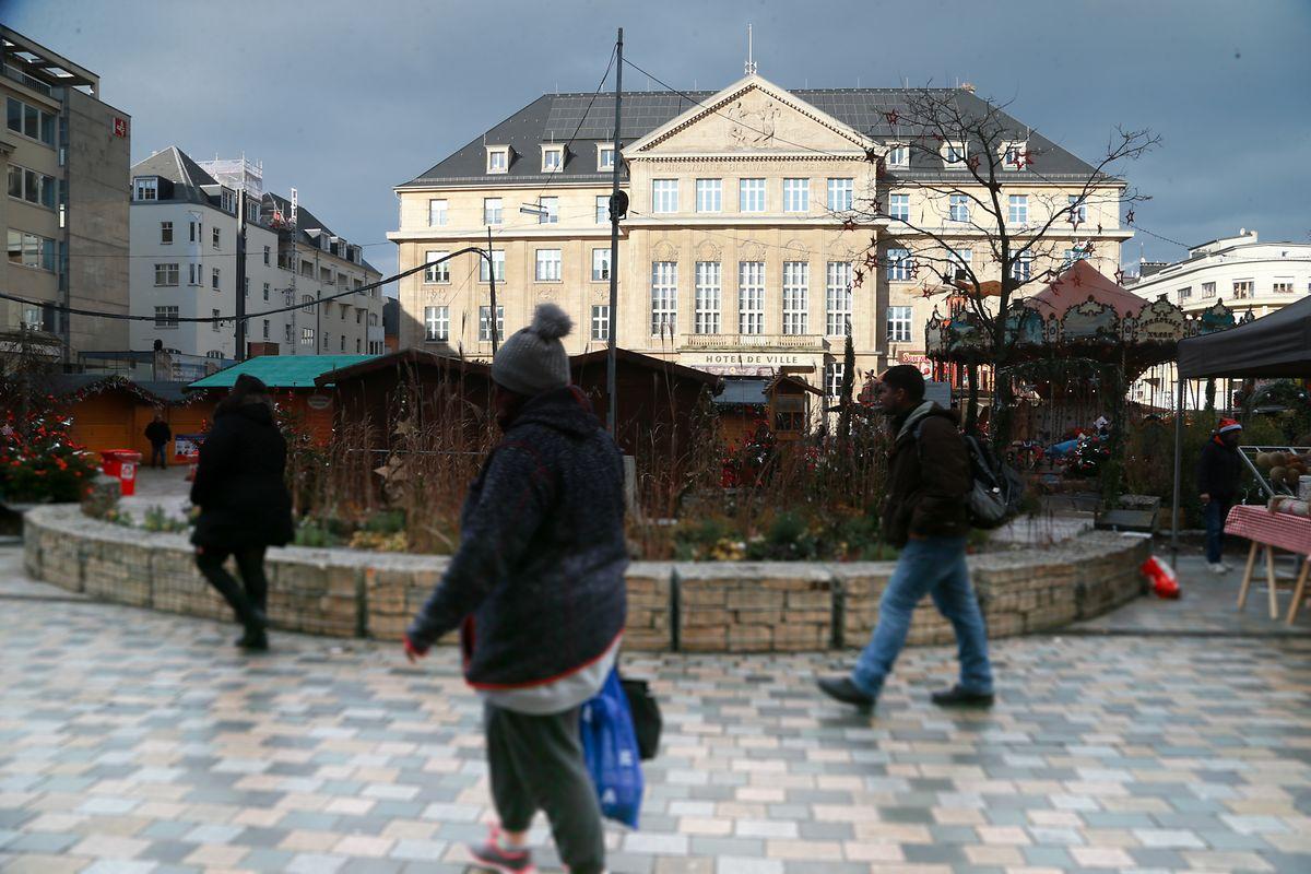 Abends fühlt sich manch einer in Esch nicht wohl. Schlimmer als anderswo ist die Lage laut Polizei aber nicht.