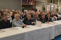 Zu der 52. Vorständekonferenz der CGFP waren auch Abgeordnete verschiedener Parteien sowie weitere Politiker gekommen. Die CSV und die LSAP waren nicht vertreten.