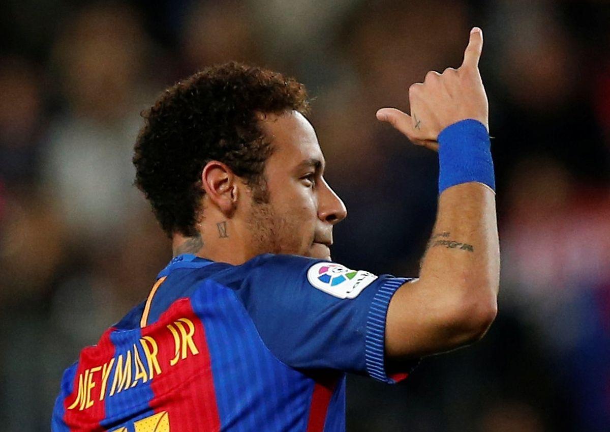 Neymar und der FC Barcelona wollen den 0:4-Rückstand gegen Paris SG aus dem Hinspiel noch drehen.
