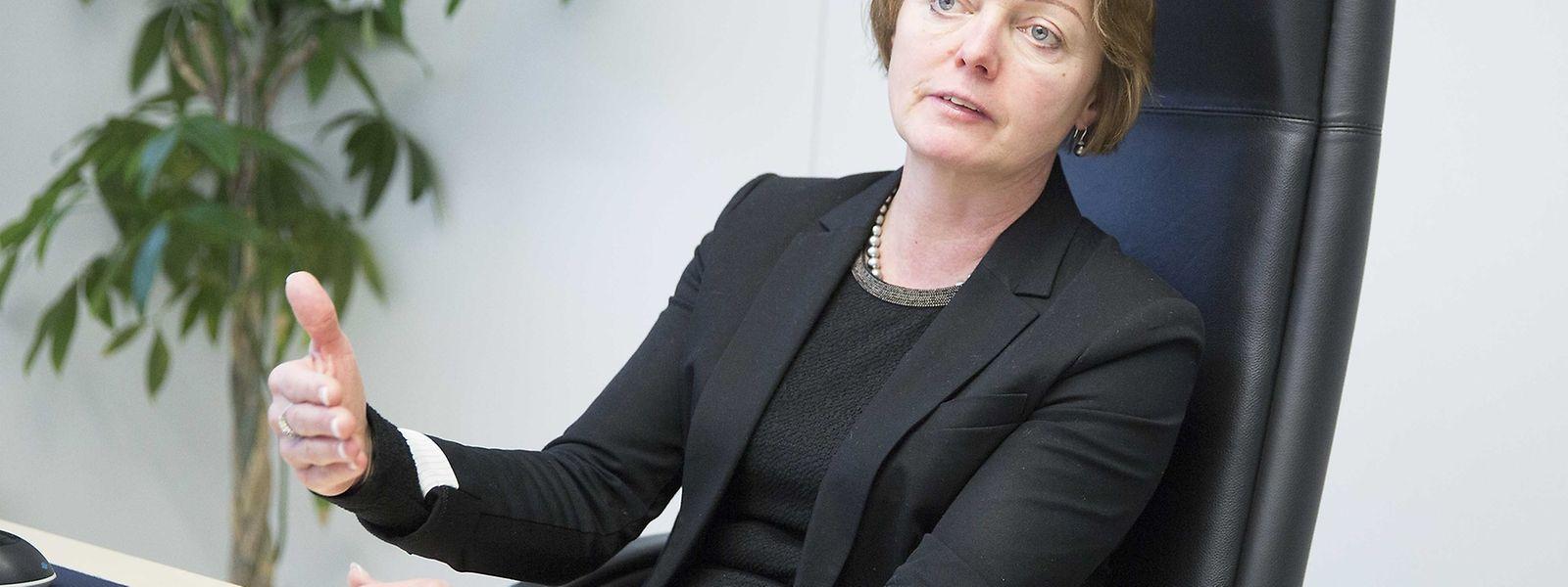 Laut Annemarie Arens bietet die luxemburgische Agentur Luxflag von allen bestehenden Anbietern für das Fonds-Labelling als einzige eine wirklich unabhängige Instanz.