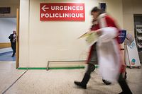 Notaufnahme CHL - Urgences CHL  - Foto: Pierre Matgé/Luxemburger Wort