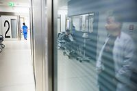 CHEM, Centre Hospitalier Emile Mayrisch, Foto Lex Kleren
