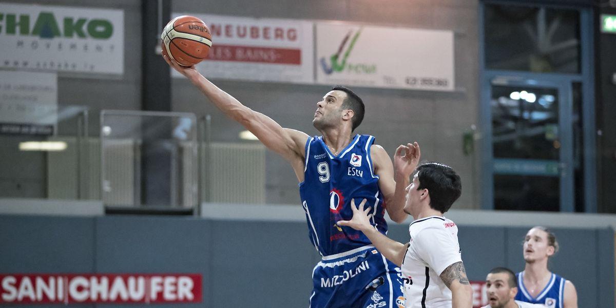 Momcilo Latinovic (Basket Esch)