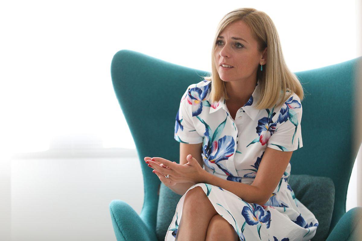 Gleichstellungsministerin Taina Bofferding sieht viel Handlungsbedarf.