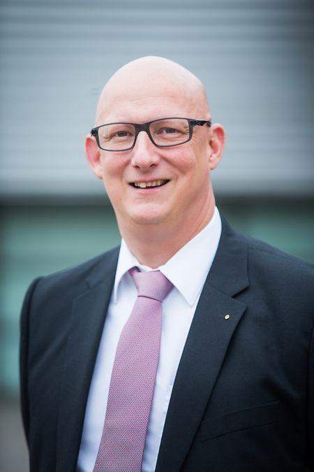 Gérard Zens, directeur de l'EIDD.
