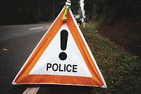 Illustration, Polizei, Polizeibericht, Unfall, Foto: Anouk Antony/Luxemburger Wort